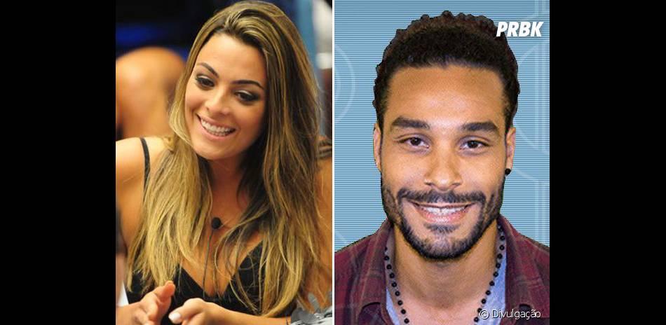 No Big Brother Brasil 12, Monique e Daniel se envolveram em