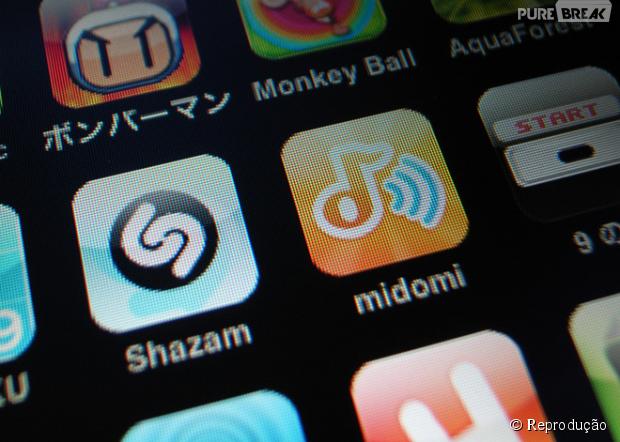 midomi te ajuda a identificar músicas de forma simples