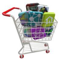 Sem dinheiro? Conheça 4 aplicativos para fazer compras baratas sem acabar com sua mesada!