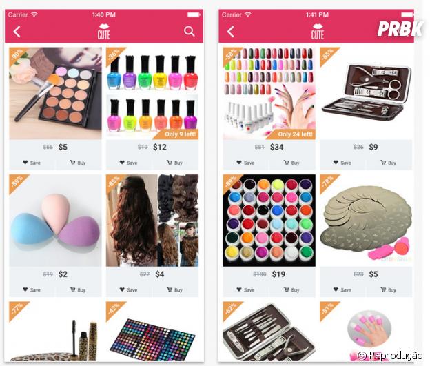a599e4b9a58 Sem dinheiro  Conheça 4 aplicativos para fazer compras baratas sem ...