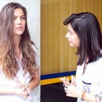 """Novela """"Malhação"""": Alina (Pâmela Tomé) faz plano para expulsar Luciana do colégio!"""