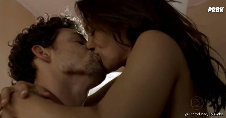 """Nesta segunda-feira (6) vai ao ar o primeiro episódio de """"Amores Roubados"""", com Isis Valverde e Cauã Reymond"""