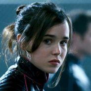 """Ellen Page, de """"X-Men"""", torce por filme solo para a mutante Kitty Pride: """"Eu adoraria!"""""""