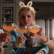 """Em """"Scream Queens"""": na 1ª temporada, Chanel (Emma Roberts) é vítima de plano da Kappa!"""