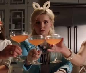 """Em """"Scream Queens"""": traição das meninas da Kappa marca novo trailer!"""
