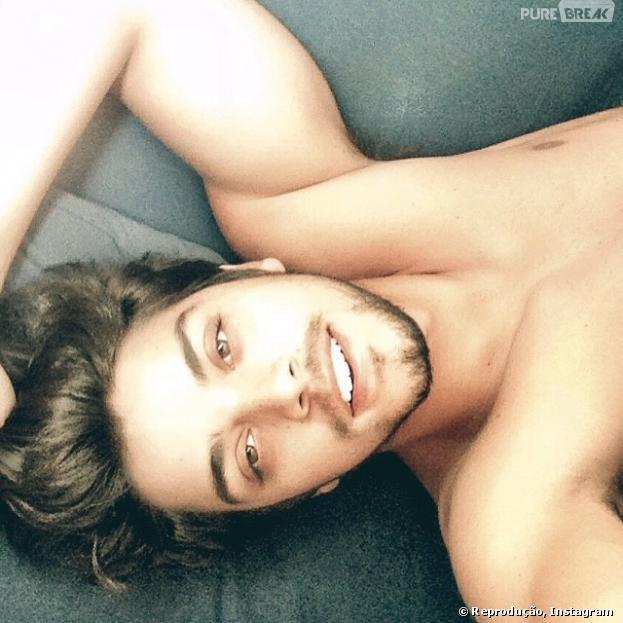 Rodrigo Simas completa 22 anos nesta segunda-feira, 6 de janeiro de 2013