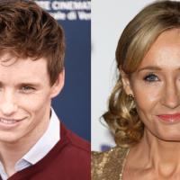 """Spin-off de """"Harry Potter"""": Eddie Redmayne conta detalhes de seu encontro com J.K. Rowling"""