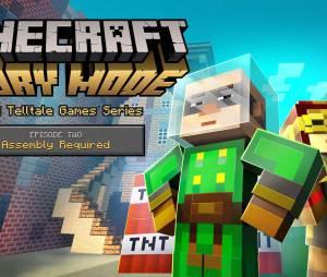 """Segundo episódio de """"Minecraft: Soty Mode"""" estreia ainda em outubro"""