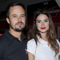 Thaila Ayala e Paulinho Vilhena estão separados. Ator confirma fim do casamento