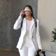 Bruna Marquezine, Isabelle Drummond, Sophia Abrahão e os melhores looks das famosas em aeroportos!