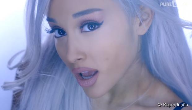 Ariana Grande conta que não se sente pressionada para obter resultados!