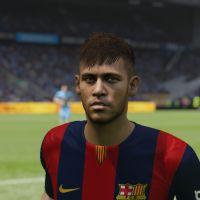 """Neymar em """"FIFA 16"""": jogador tem seus status melhorados no jogo após marcar golaço pelo Barcelona"""