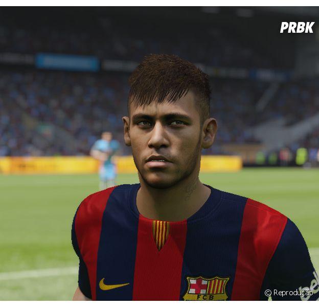 """Em """"FIFA 16"""": Neymar ganha boots em sua carta do Ultimate Team"""