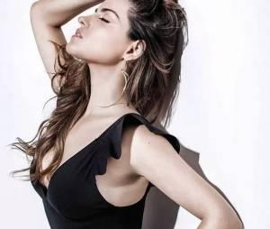 Maite Perroni, ex-RBD, aparece em poses ousadas em ensaio de revista
