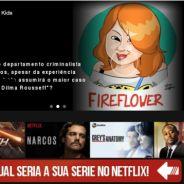 Qual série do Netflix você seria? Confira esse teste divertido que está solto nas redes sociais