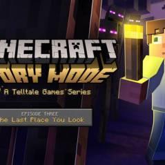 """De """"Minecraft: Story Mode"""": veja detalhes sobre o terceiro episódio do game"""