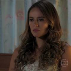 """Novela """"Além do Tempo"""": Melissa (Paolla Oliveira) procura Lívia e pede: """"Se afaste do meu marido"""""""