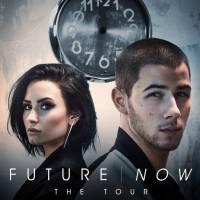 Demi Lovato e Nick Jonas marcam data de show em São Paulo para 9 de abril, garante jornalista
