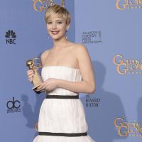 "Jennifer Lawrence e ""Frozen"" arrasam no ""Globo de Ouro 2014"""