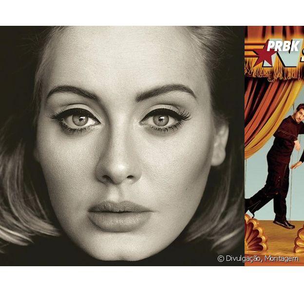Adele quebra o recorde do grupo NSYNC e, em três dias de vendas, atingiu a marca de estreia mais vendida