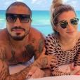 """Fernando Medeiros e Aline Gotschalg, casal do """"BBB15"""", serão pais de um menino daqui a cinco meses"""