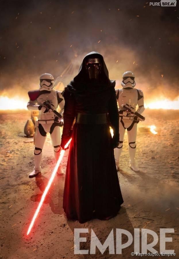 """""""Star Wars VII: O Despertar da Força"""" é um dos filmes mais aguardados do momento"""