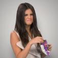 Olha a cara da Selena Gomez depois de experimentar uma comidinha britânica