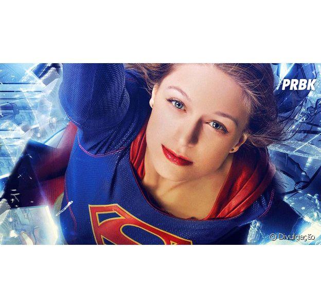 """Em """"Supergirl"""": série terá os 20 episódios completos da 1ª até 2016!"""