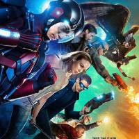 """Em """"Legends of Tomorrow"""": na 1ª temporada, spin-off de """"Arrow"""" e """"The Flash"""" ganha primeira imagem!"""