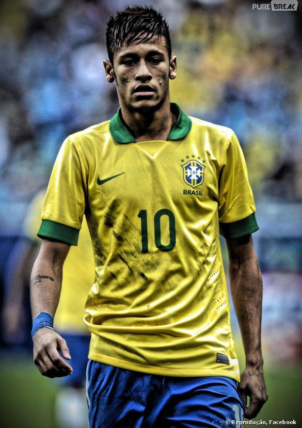 Top 5: Heróis dos esportes! O astro dos gramados Neymar é um ídolo brasileiro do futebol e que todas as crianças se inspiram