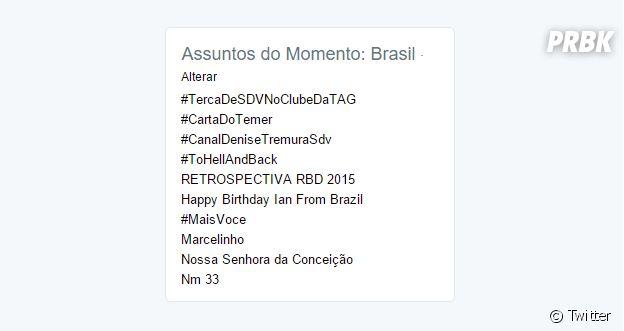 """Astro de """"The Vampire Diaries', Ian Somerhalder ganha homenagem de fãs brasileiros em seu aniversário"""