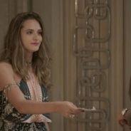 """Novela """"Totalmente Demais"""": Eliza pode ser desclassificada após plano de Carolina e Cassandra!"""