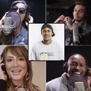 """Neymar Jr lança hit com Anitta, Wesley Safadão, Claudia Leitte, Onze:20 e mais. Ouça """"O Amor Tá Aí""""!"""