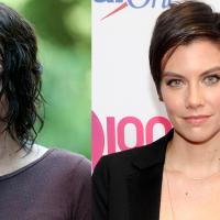 "Em ""The Walking Dead"": Maggie morta? Lauren Cohan exibe novo visual e fãs temem possível fim!"