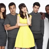 """Em """"New Girl"""": na 5ª temporada, Cece e Schmidt planejam casamento e fazem convite a Jess e Nick!"""