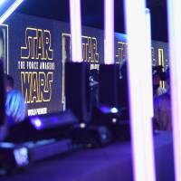 """De """"Star Wars VII"""": com Lupita Nyong'o, veja momentos da première que vão ficar marcados pra sempre!"""