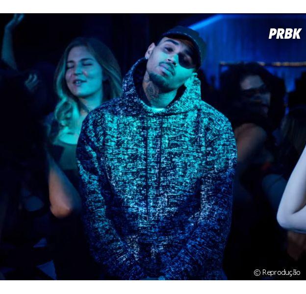 """Chris Brown lança o clipe da música """"Anyway"""""""