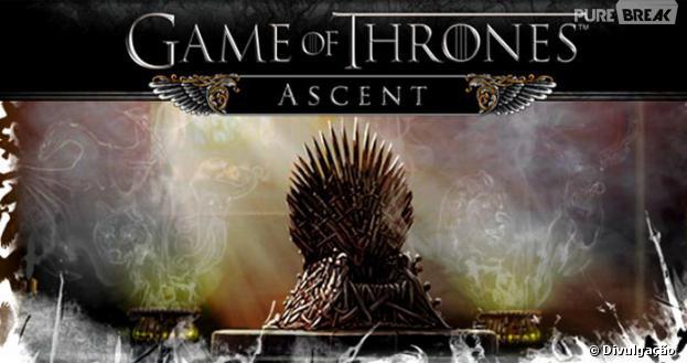 """Jogo """"Game of Thrones Ascent"""" é sucesso no Facebook"""