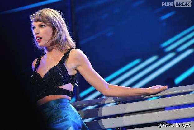 Depois de muitos rumores, Taylor Swift anuncia que novo clipe será lançado no réveillon 2015