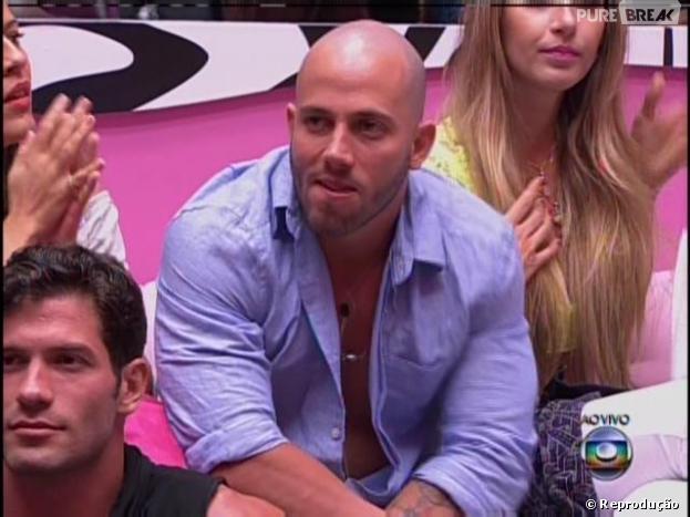 "O primeiro eliminado do ""BBB14"", João, contou ao Bial que previu saída do programa"