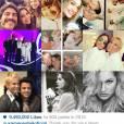 No 2015BestNine: Xuxa criou polêmica e também divertiu seus seguidores no Instagram