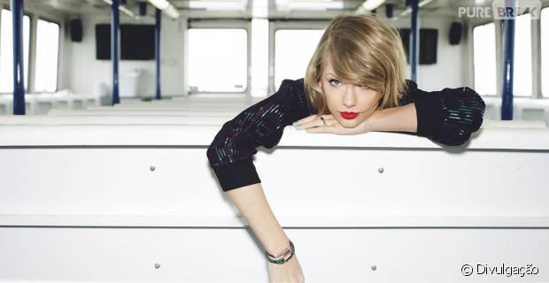 Taylor Swift vai até o Twitter debochar de boatos envolvendo seu namoro com Calvin Harris
