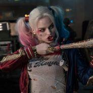 """Margot Robbie, de """"Esquadrão Suicida"""", comenta personalidade de Arlequina: """"Violenta e louca"""""""