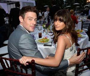 """Lea Michele diz que Cory Monteith aprovaria namoro da atriz de """"Scream Queens"""" com Matthew Paetz!"""