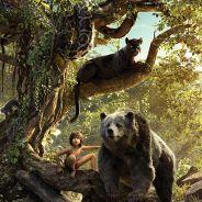 """De """"Mogli - O Menino Lobo"""": pantera Bagheera, urso Baloo e cobra Kaa aparecem em novo cartaz!"""