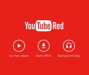 O Youtube Red foi lançado oficialmente no dia 28 de outubro, nos Estados Unidos, e deve chegar em breve no Brasil