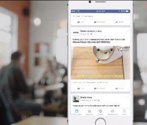Facebook avança contra o Youtube e testa nova ferramenta parecida com o rival!