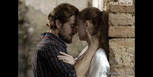"""Em """"Além do Tempo"""": Lívia (Alinne Moraes), Felipe (Rafael Cardoso) e tudo o que vai rolar na reta final da novela!"""