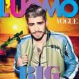 Zayn Malik, ex-One Direction, ganha destaque na nova edição da L'Uomo Vogue