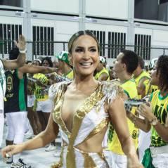 """Claudia Leitte vai desfilar """"quase pelada"""" como rainha de bateria no Carnaval: """"Quero ir seminua"""""""